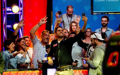 POLLAK en route pour le titre de champion du monde de Poker!