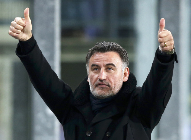 Christophe GALTIER, Entraineur de ligue 1, Football