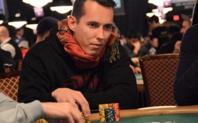 Ludovic Bréau, joueur professionnel de Cash Game, Poker