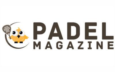 Interview Padel Magazine