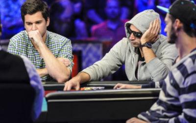Sylvain LOOSLI, Poker