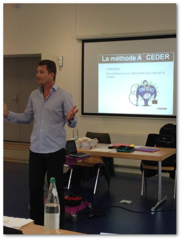 Coaching Mental Formation Professionnelle