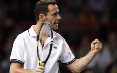 Michaël LLODRA, Tennis