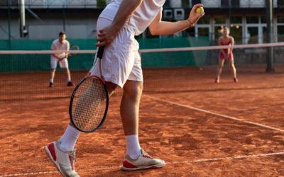 Johan FLORIDO, Joueur de Tennis