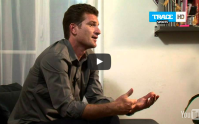 Interview Pier Gauthier, TRACE SPORTS