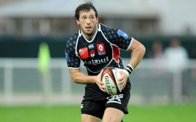 Franck ROMANET, Rugby