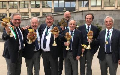 L'équipe de France de Bridge Championne d'Europe