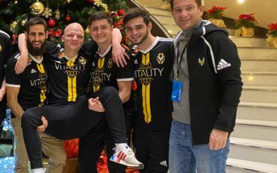 Vitality CSGO vainqueur à Moscou
