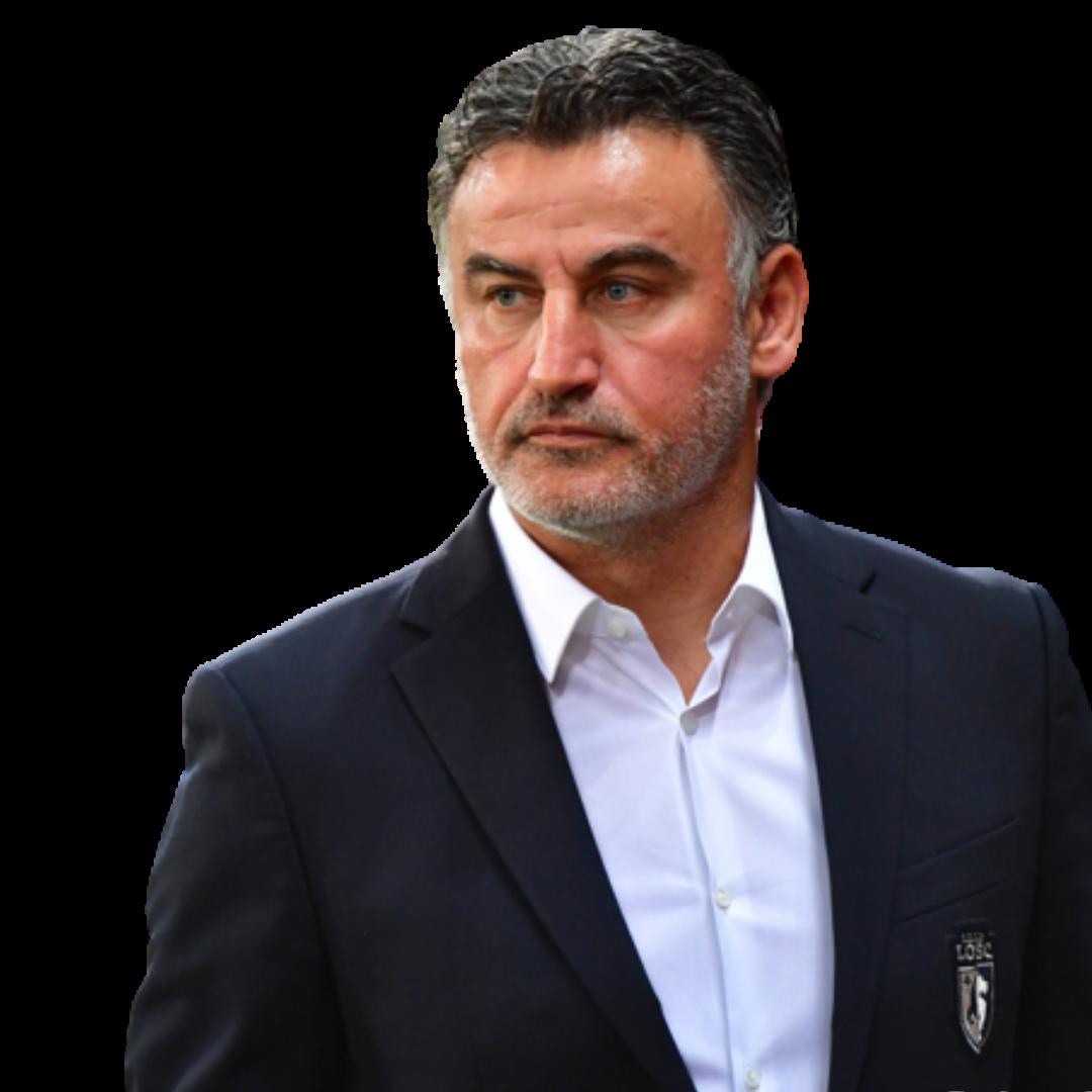 Christophe Galtier coaching mental So foot
