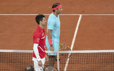 Nadal-Djokovic, l'intervention de Pier Gauthier pour Eurosport